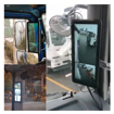 12.3 Inch Rear View Mirror Dash Cam for Truck/Bus