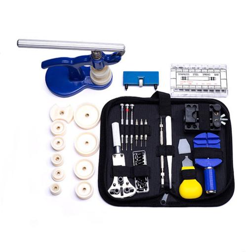 404PCS Watch Repair Tool Kit