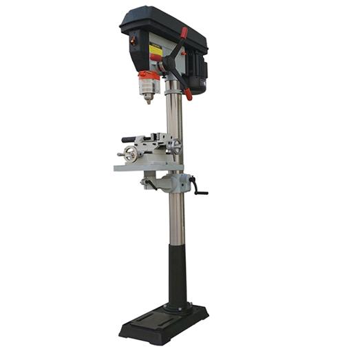 12-Speed Bench Drill Machine with Laser, 25mm, 1200W