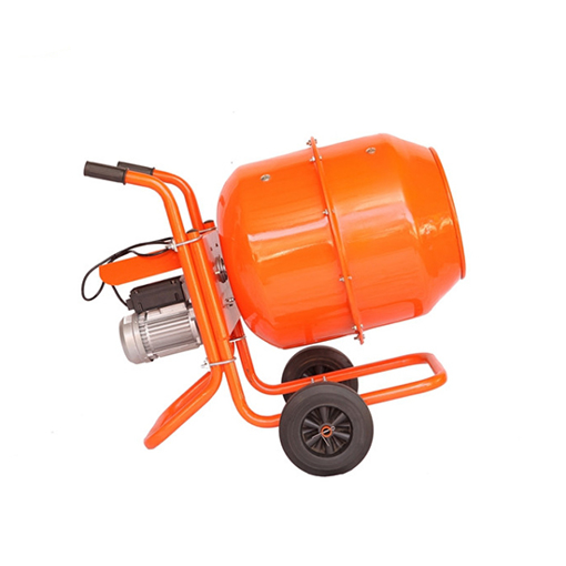 Electric Mini Concrete Mixer Machine, 120L, 40kg