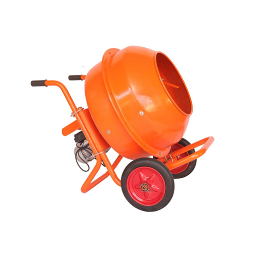 Electric Mini Concrete Mixer Machine, 160L, 75kg