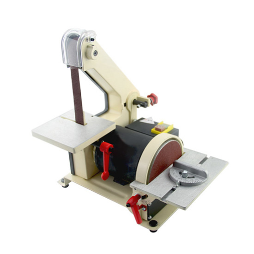 1 x 30 Inch Belt and 5 Inch Disc Sander