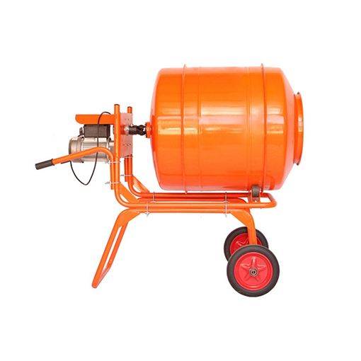 Electric Mini Concrete Mixer Machine, 400L, 350kg