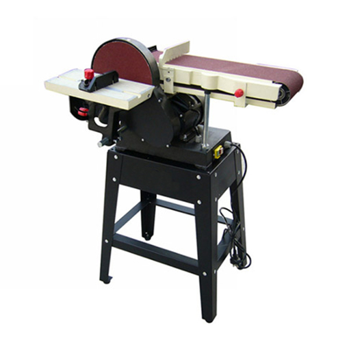 6 x 48 Inch Belt and 9 Inch Disc Sander