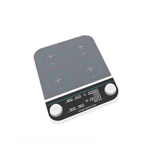 500mL*4/6/8 Multi-Position Magnetic Stirrer, 1500 rpm