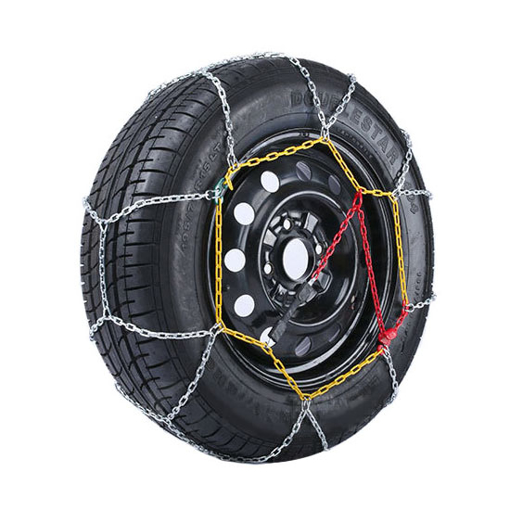 Metal Tire Chain, 4.7mm Thickness, SUVs/Cars