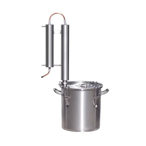 3/5/9/15 Gallon Copper Whiskey Distiller Home Moonshine Making Kit