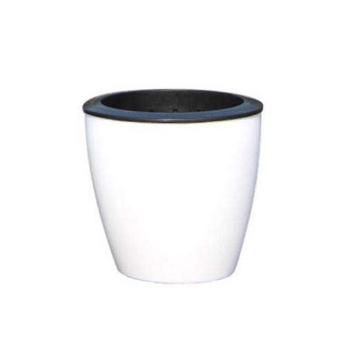 8 Inch Self  Watering Pot