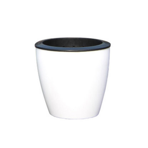 6 Inch Self  Watering Pot