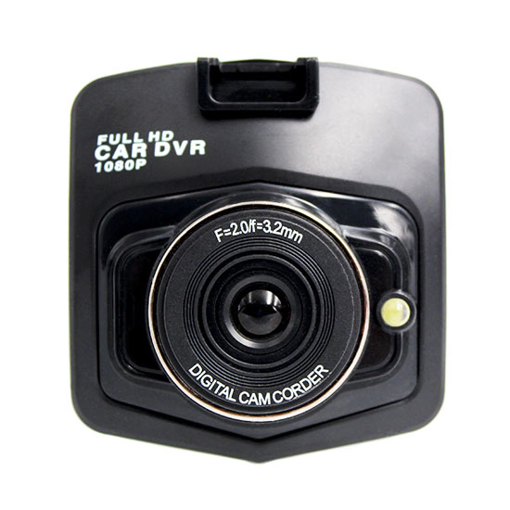 DVR Dash Cam, 2.4 Inch IPS Screen, 100 Degree Angle
