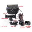 Truck Dash Cam with GPS, 7 Inch/1080P/170°/5.0MP