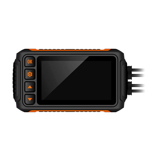 3 Inch Motorcycle Dash Cam with WiFi and GPS