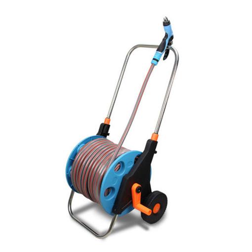 165 ft. Garden Hose Reel Cart