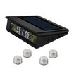 Solar Power Car TPMS with 4 Tire Sensors