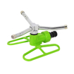 3-Arm Metal Rotating Garden Sprinkler
