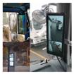 12.3 Inch Rear View Mirror Dash Cam for Truck/Bus