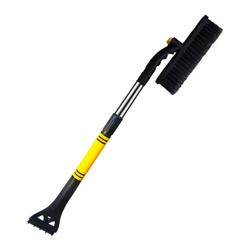 Extendable Ice Scraper with Snow Brush