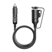 Cigarette Lighter Adapter Extension Cord 5 ft/12 ft