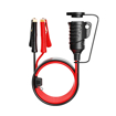 Cigarette Lighter Adapter Extension Cord 5 ft/12 ft