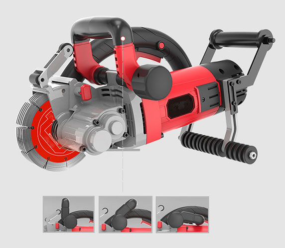 4500W-wall-chaser-grooving-machine-details