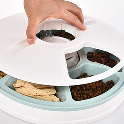 Use Step 4 of the 6-Meal Smart Automatic Pet Feeder