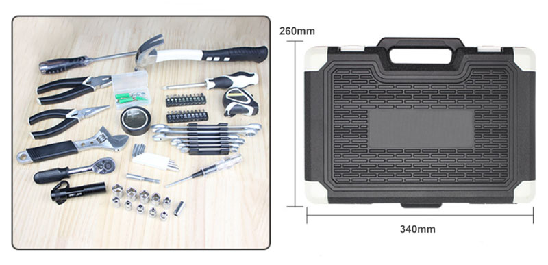 75 PCS Household Hand Tool Set Details