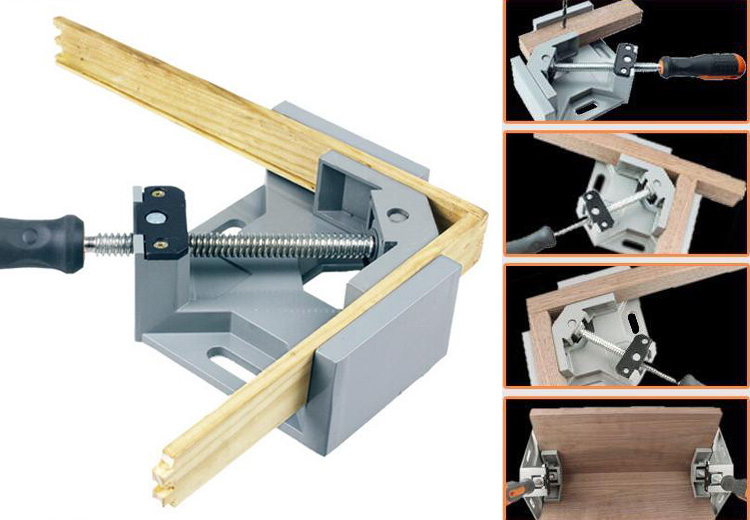 90 Degree Corner Clamp Applications