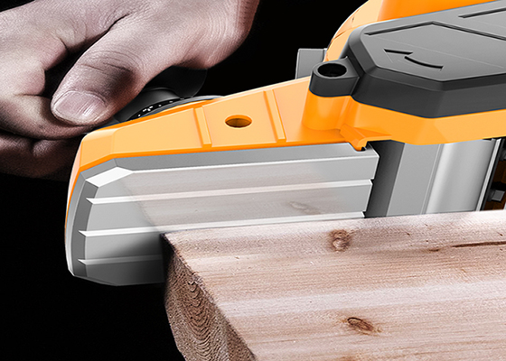 Application of Hand-Held Electrical Planer, 3-1/5 in, 5.0 Amp