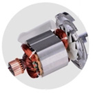 Copper motor of 100g to 400g vertical type grain mill grinder