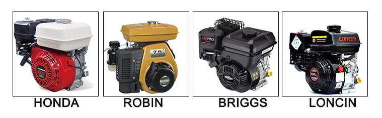 Gasoline engine brand