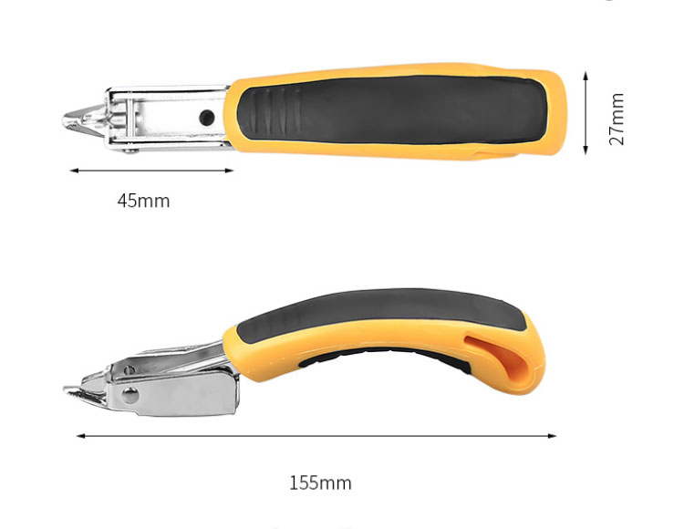 Heavy Duty Staple Remover Dimentions