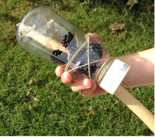 Make a fruit picker