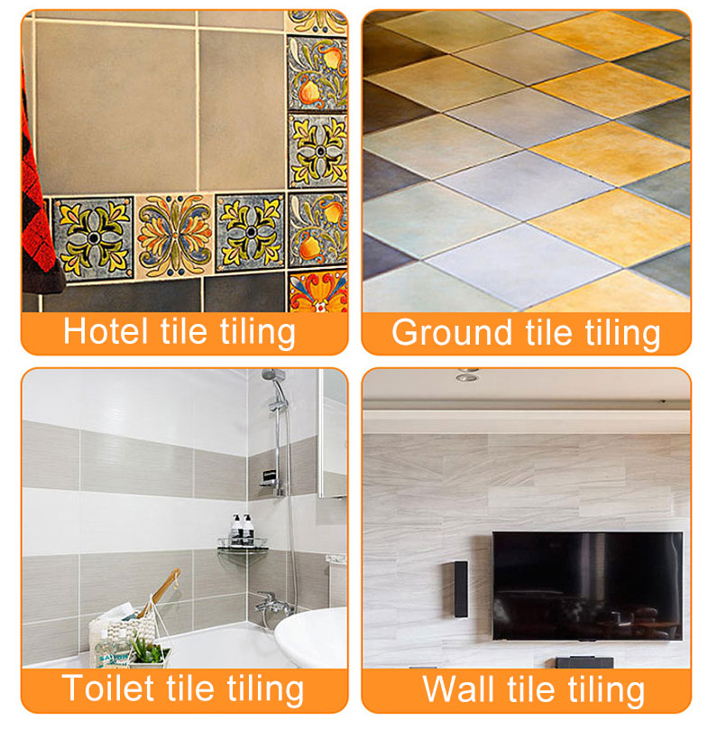 Tile tiling machine applications